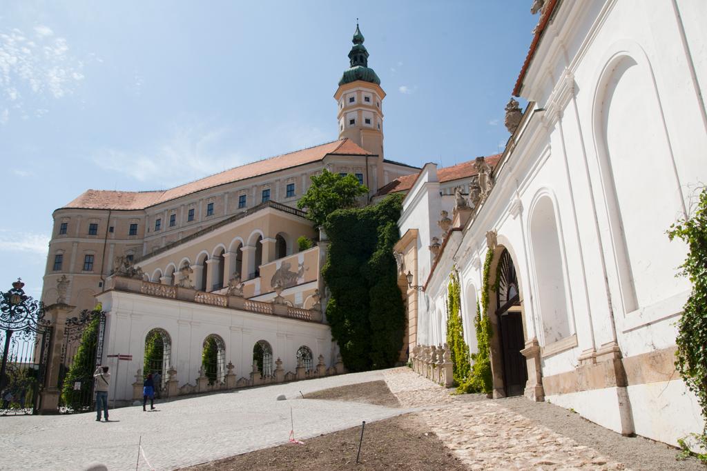 Mikulov Castle