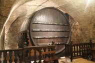 Enough wine for 370 years in one giant barrel