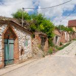 Wine cellars in Kraví Hora