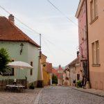 Street in Znojmo