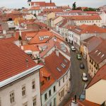 Znojmo from above