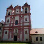 Louka Abbey Znojmo